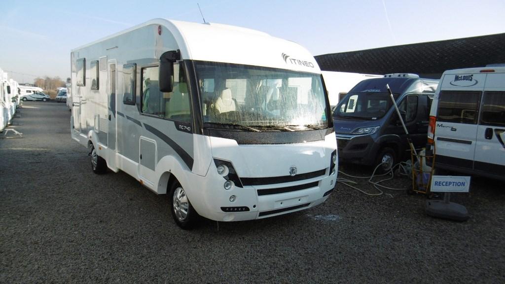 itineo mc 740 neuf de 2017 fiat camping car en vente claye souilly seine et marne 77. Black Bedroom Furniture Sets. Home Design Ideas