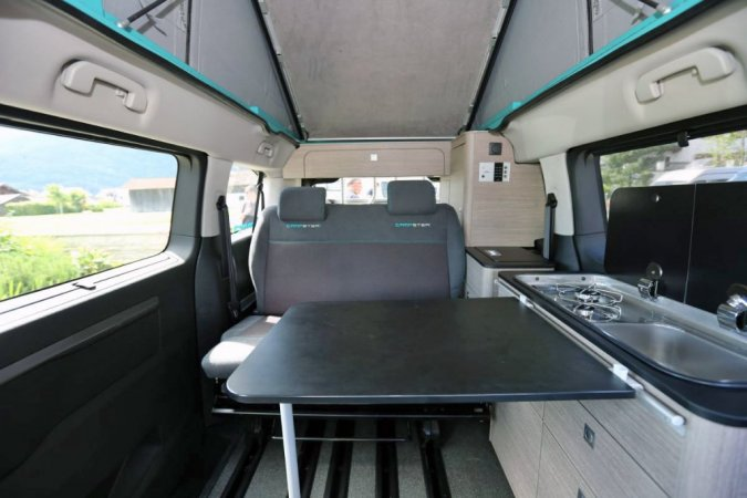possl campster neuf porteur citroen spacetourer 115 cv camping car vendre en seine et marne. Black Bedroom Furniture Sets. Home Design Ideas