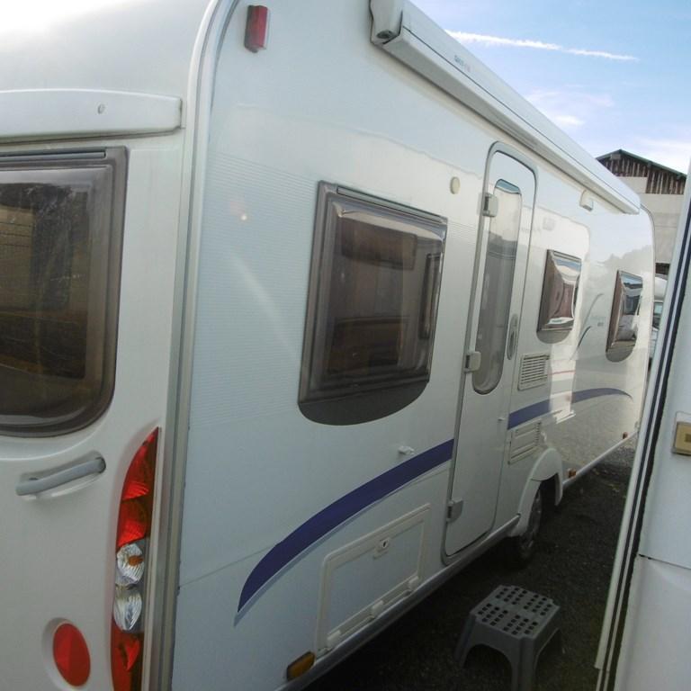 burstner belcanto 490 ts occasion de 2006 caravane en vente claye souilly seine et marne 77. Black Bedroom Furniture Sets. Home Design Ideas