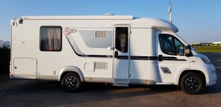 Occasion LMC T 722 vendu par GO LOISIRS LEHMANN
