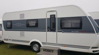 Hobby 545 Kmfe De Luxe Edition