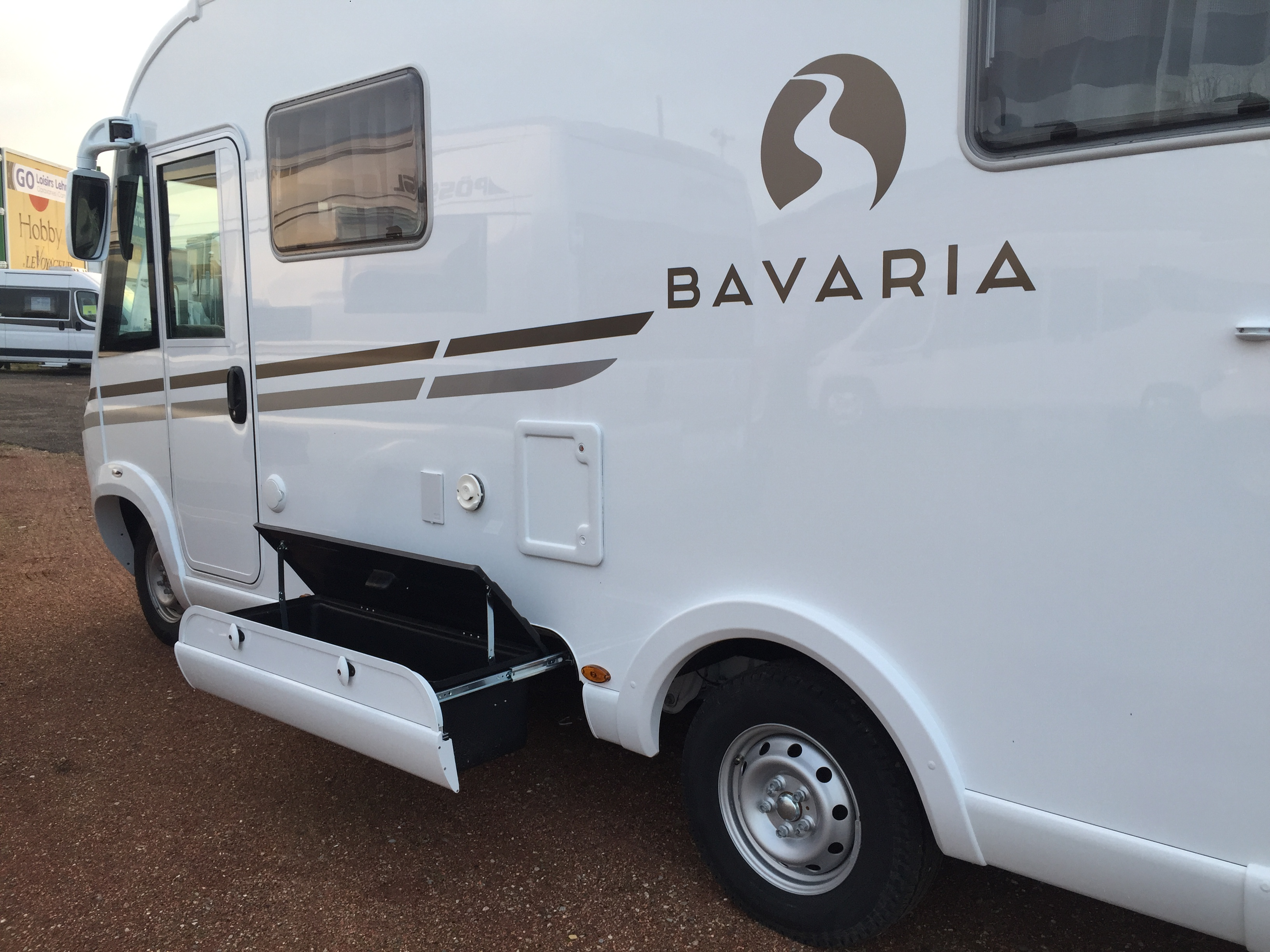 Bavaria I 650 C Style