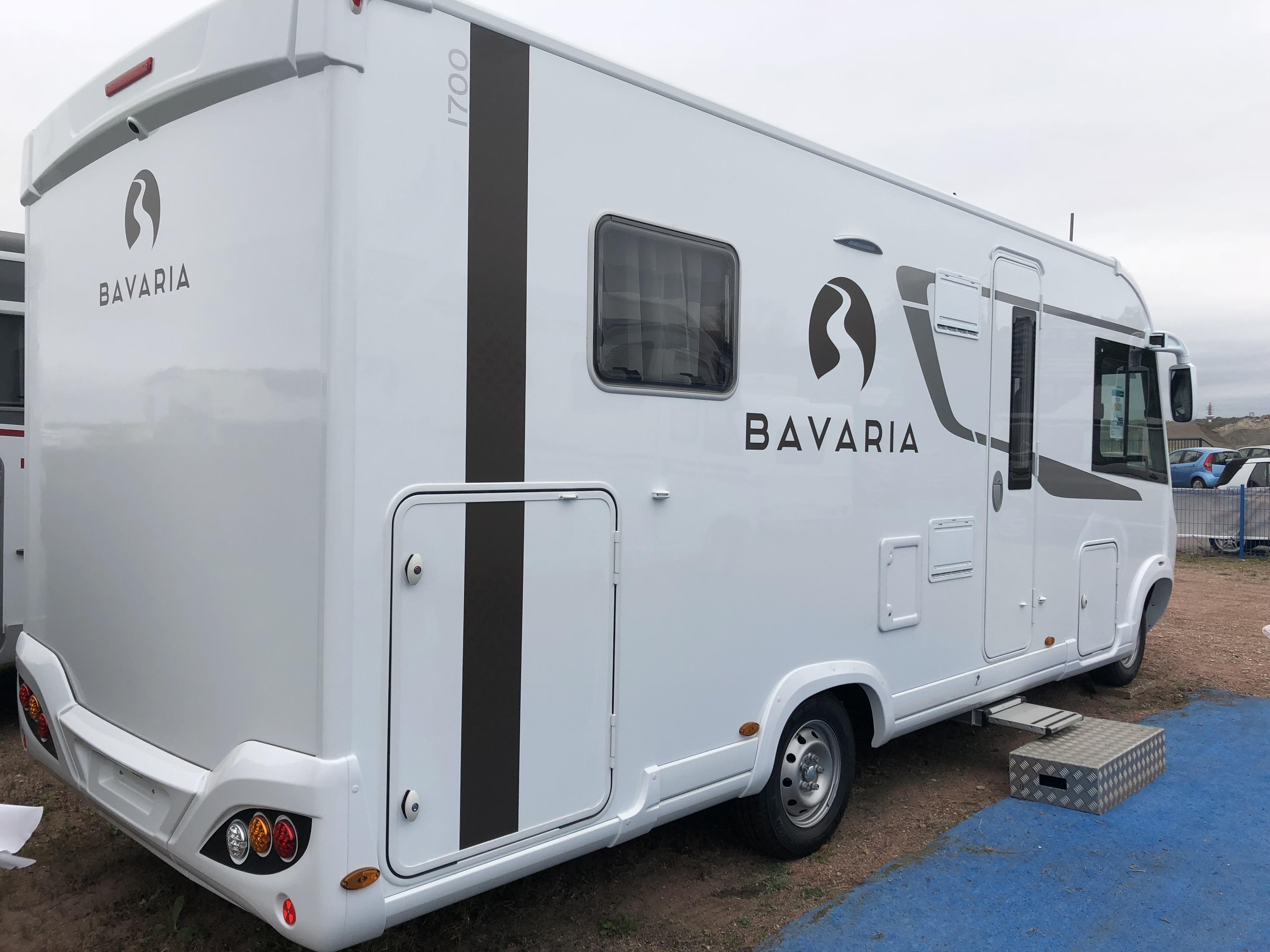 Bavaria I 700 C Style