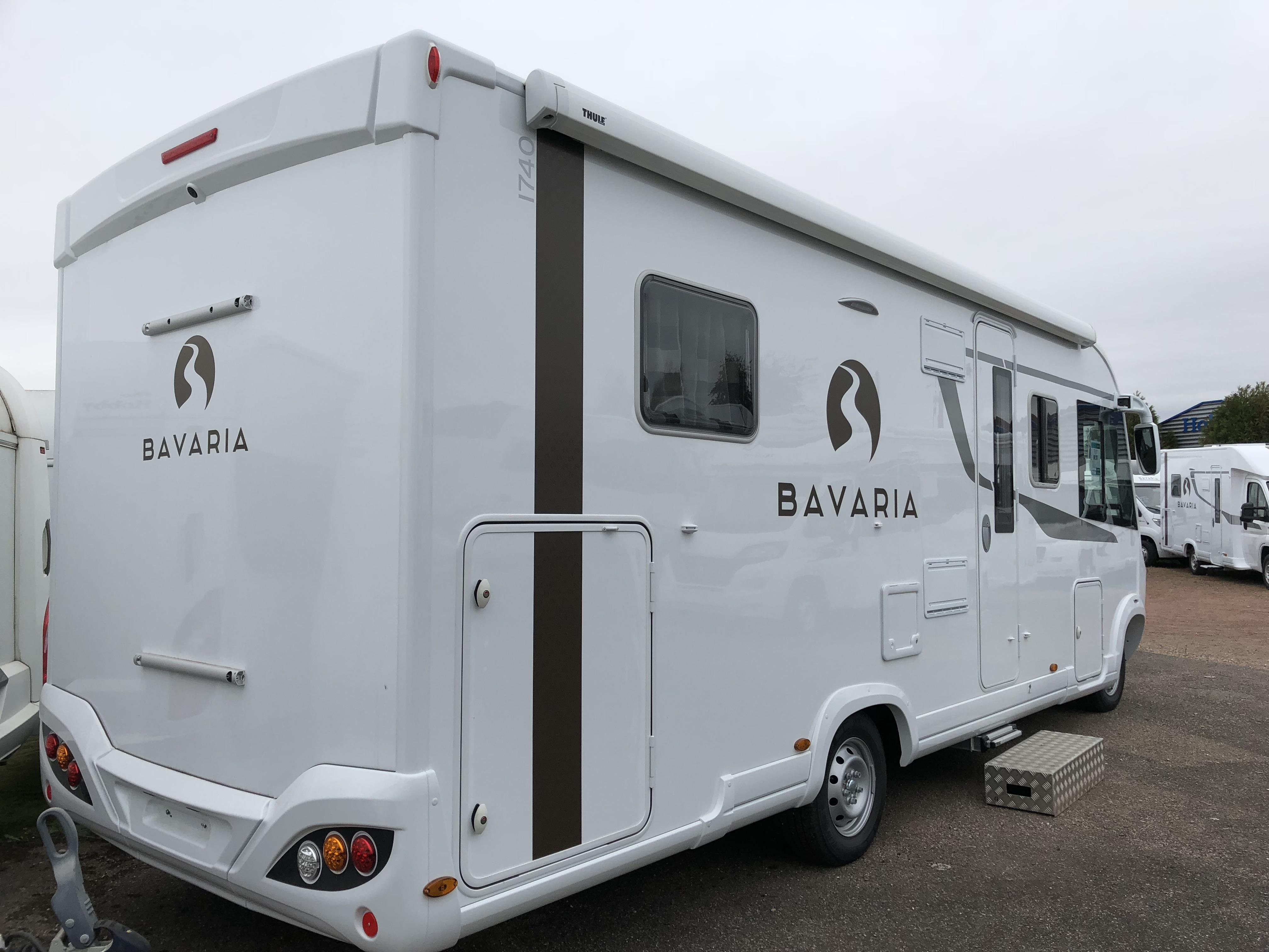 Bavaria I 740 Fc Style