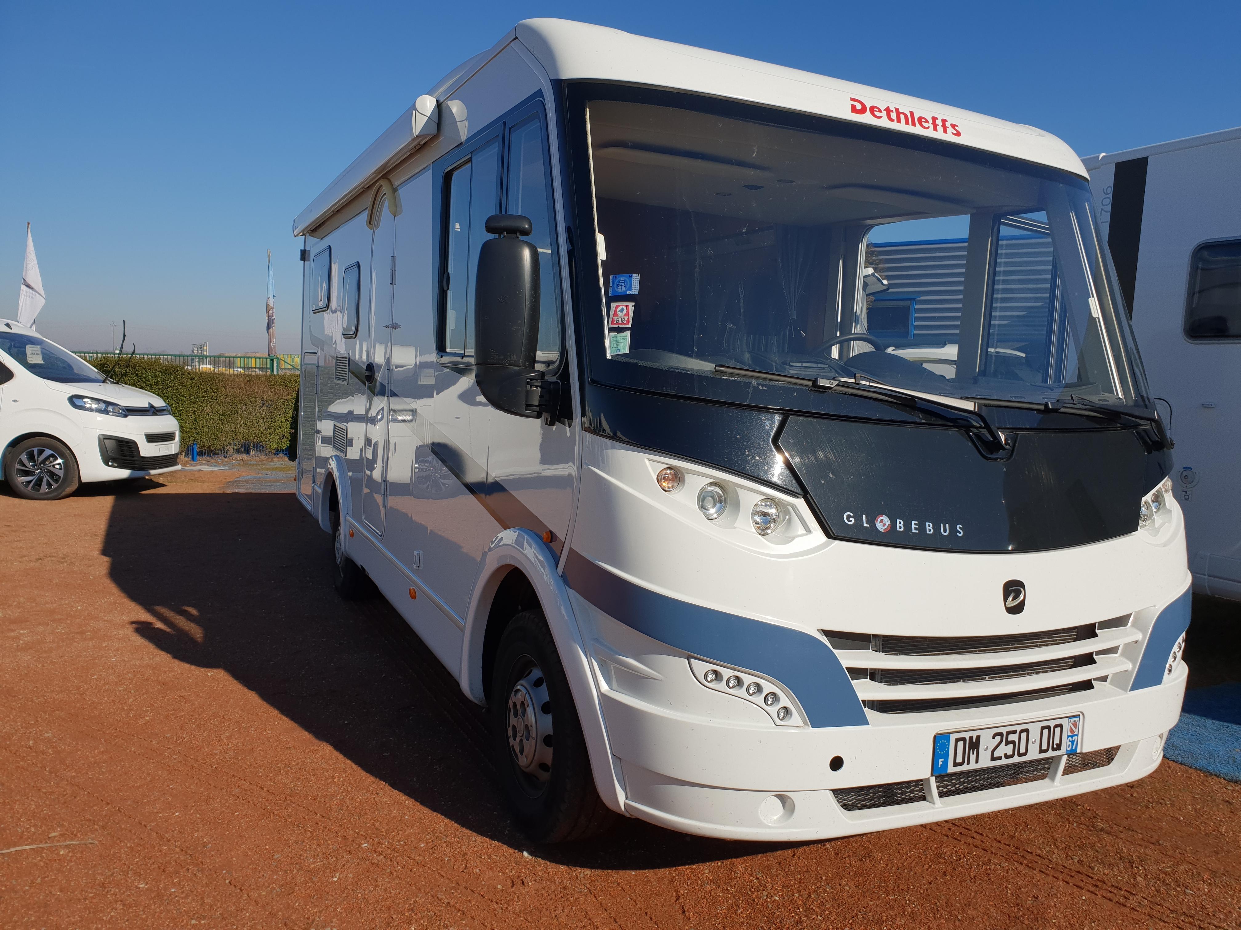 Dethleffs Globebus I 11