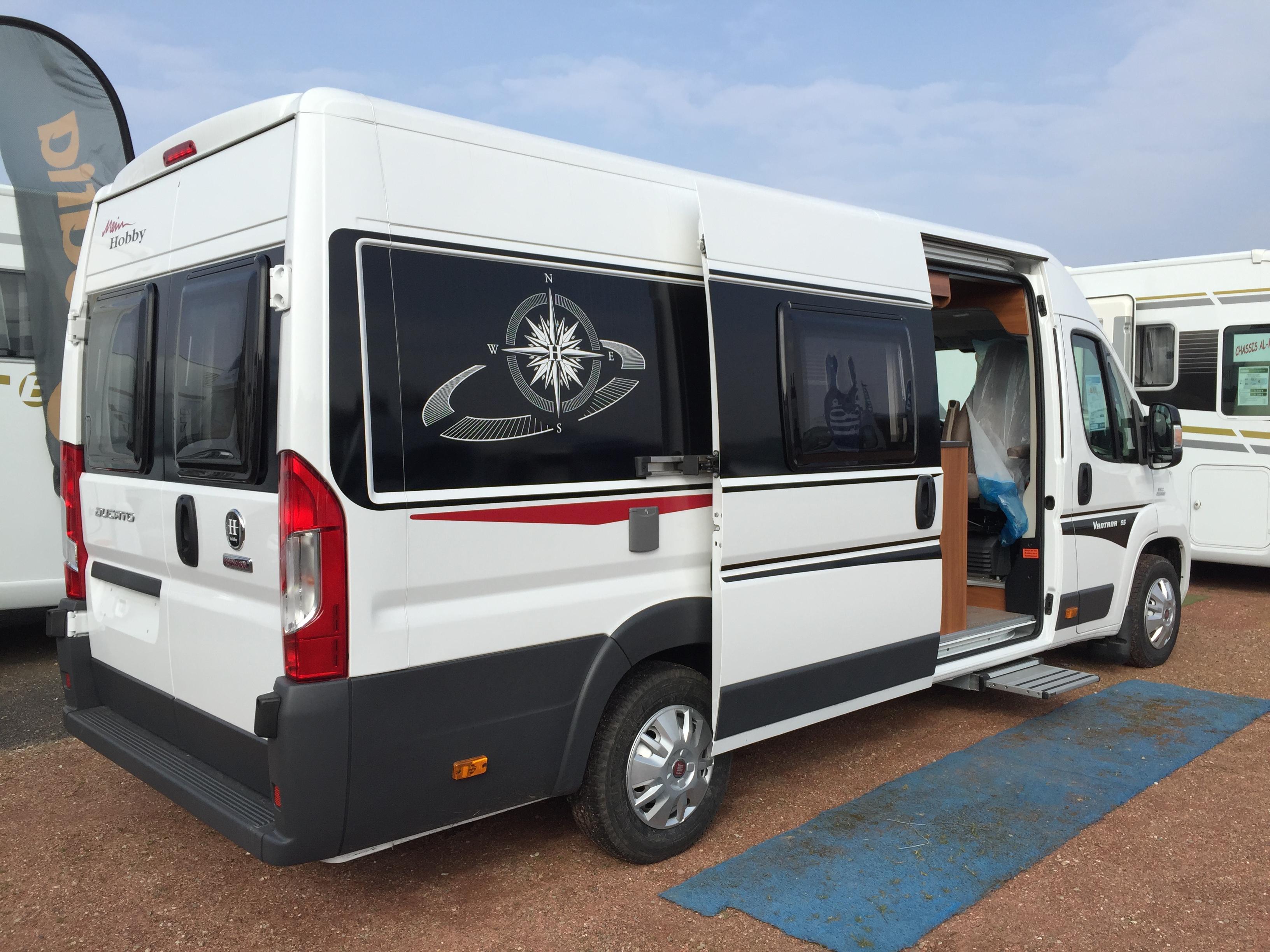 hobby vantana k 65 t neuf de 2016 fiat camping car en vente oberschaeffolsheim rhin 67. Black Bedroom Furniture Sets. Home Design Ideas