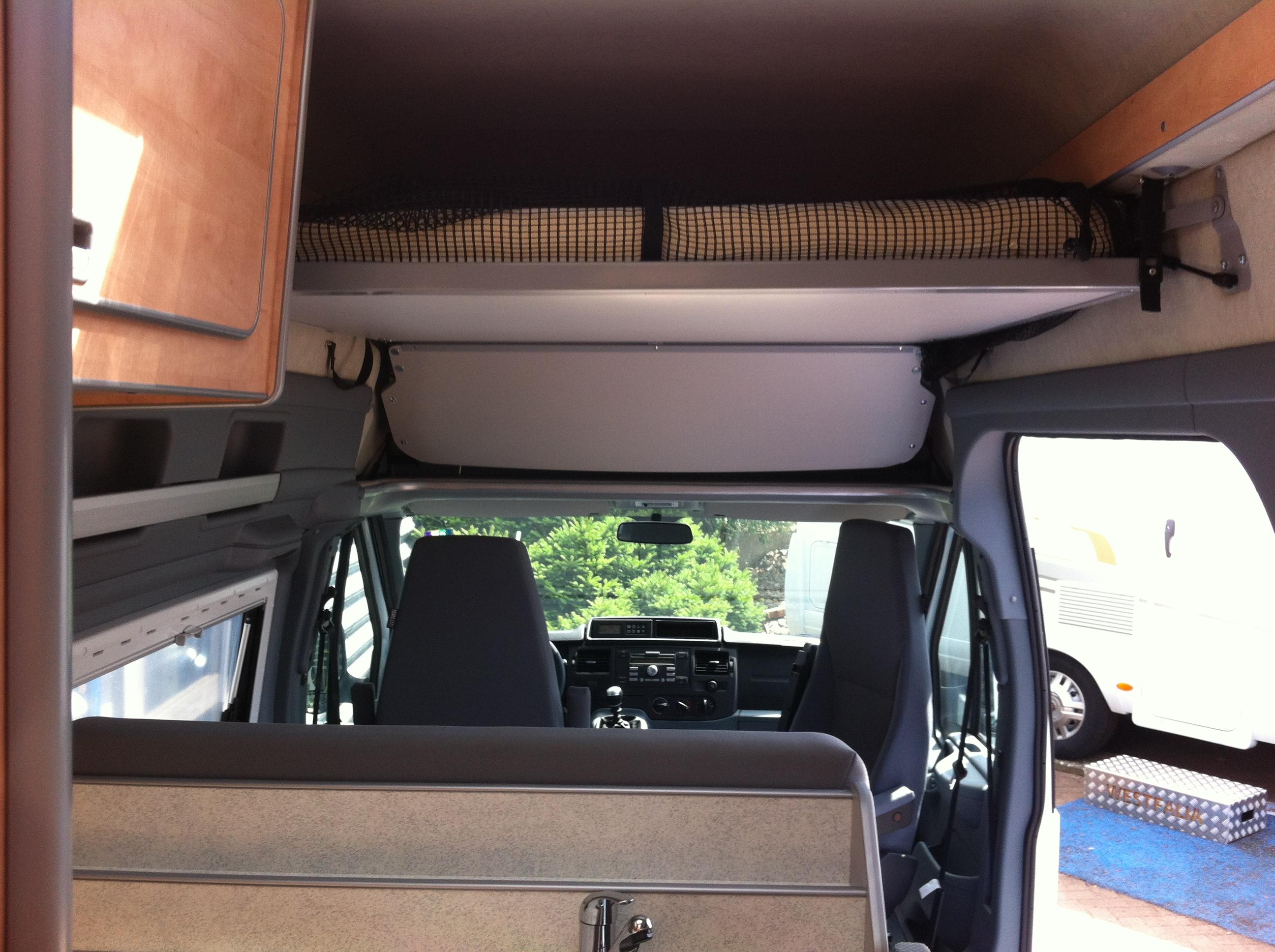 Westfalia Big Nugget Neuf, Porteur Ford 140ch