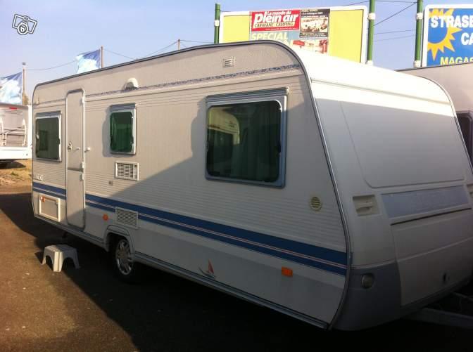 adria 545 pu occasion caravane vendre en rhin 67 ref 1099. Black Bedroom Furniture Sets. Home Design Ideas