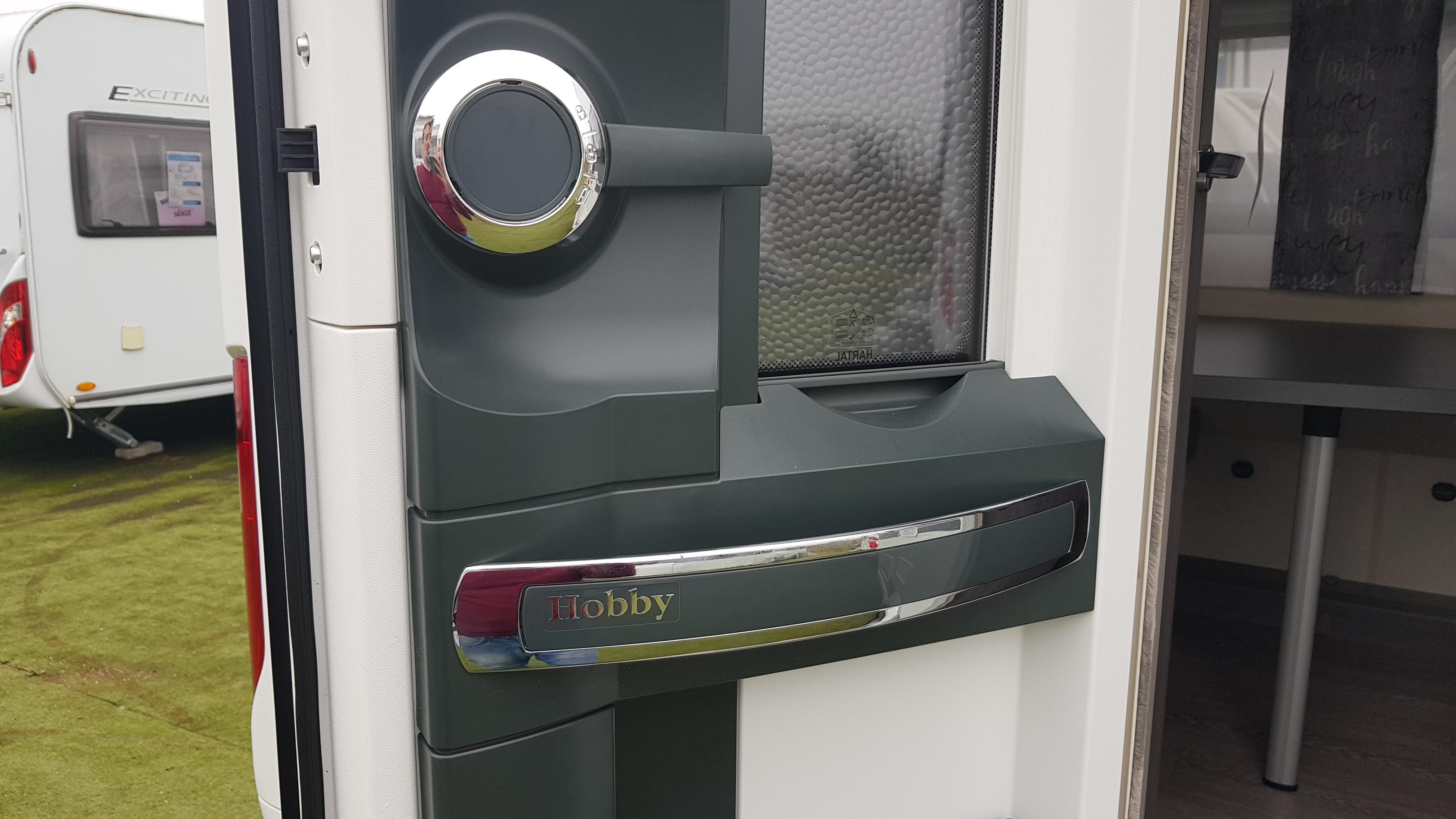 Hobby 390 SF Ontour